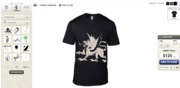 T-shirt Designer Software– Developer version - 199 USD