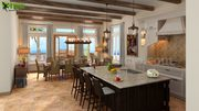 3D interior design Firms concept house - home CGI drawings USA