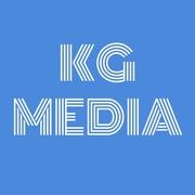 KGMedia Advertising Custom Logo Design