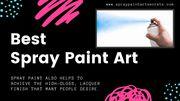 Learn innovative spray paint art secrets online